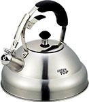 Чайник  KORALL  GS-0432FY 2.7 л co свистком, ручка soft touch нepж. cтaль