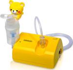 Ингалятор, небулайзер  OMRON  компрессорный NE-C24 Kids (NE-C801S-KDRU) детский