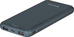 Портативное универсальное зарядное устройство  Defender  ExtraLife 10000F 2xUSB,2.1A,10000mAh,2 входа (83663)