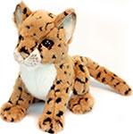 Мягкая игрушка  Hansa Creation  2455 Детеныш леопарда, 16 см