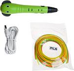 3D ручка и набор  HONYA  детская зеленая (3D-PEN-SC-8-green) 1CSC20003948