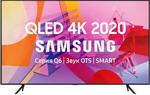 QLED телевизор  Samsung  QE55Q60TAUXRU
