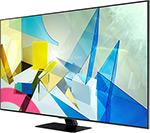 QLED телевизор  Samsung  QE55Q80TAUXRU