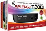 Цифровой телевизионный ресивер  Selenga  T 20DI