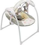 Электрокачели  Amarobaby  Swinging Baby GRAY (серый), AMARO-22SB-Se