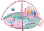Игрушка для новорожденных  Amarobaby  SPLENDID BEAR, 95x95x45 (МЕДВЕДЬ) розовый, AMARO-80O1-SB