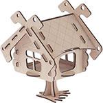 Фигурка и подставка  Palisad  64001 Избушка, малая