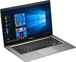 Ноутбук  Prestigio  SmartBook 141 C3 тёмно-серый