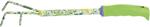 Инструмент для обработки почвы  Palisad  FLOWER GREEN 62038