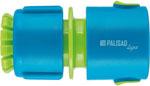 Адаптор, соединитель и штуцер  Palisad  пластмассовый быстросъемный LUXE 66471