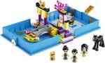 Конструктор  Lego  Disney Princess Книга сказочных приключений Мулан 43174
