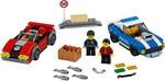 Конструктор  Lego  City Police Арест на шоссе 60242
