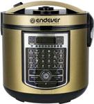Мультиварка  Endever  Vita-75, черный/золотой