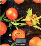 Кухонные весы  Endever  Chief-504, рисунок Апельсины
