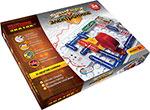 Конструктор  Знаток  ``Первые шаги в электронике.`` Набор ``C`` (34 схемы) 70198