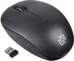 Мышь компьютерная и клавиатура  Oklick  685MW черный