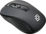 Мышь компьютерная и клавиатура  Oklick  645MW черный