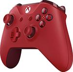 Руль, джойстик, геймпад  Microsoft  Xbox One красный (WL3-00028)