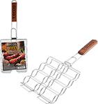 Приспособление для барбекю и шашлыка  Ecos  для сосисок, колбасок, шпикачек RD-674 999674