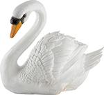 Фигурка и подставка  Park  Лебедь белый 169362
