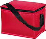 Сумка-холодильник  Ecos  СВ-92,5л цв.красный, 6592