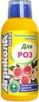 Удобрение и грунт  Агрикола  для роз, 250 мл, 04-446