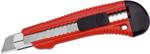 Режущий и пильный инструмент  Autovirazh  пластиковый корпус с метал. направляющей 18мм AV-0818
