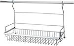 Полка, подставка, сушилка  Esprado  Platinos, 45 см, нерж.сталь 0014530E202