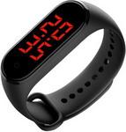 Умные часы и браслет  JET  HEALTH HB-1 черный
