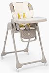 Стульчик для кормления  Happy Baby  ``WILLIAM PRO``, grey