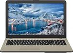 Ноутбук  ASUS  VivoBook X540MA-DM009 (90NB0IR1-M16740) черный