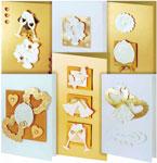 Товар для творчества  Белоснежка  215-SB Набор для создания 6-ти открыток ``Любовь``