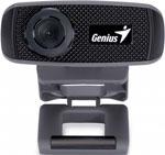Web-камера для компьютеров  Genius  FaceCam 1000X V2, HD 720P/MF/USB 2.0/UVC/MIC (32200003400)