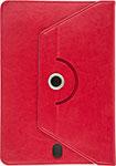Чехол для планшетов  Red Line  для планшетов с поворотным механизмом 10 дюймов, красный