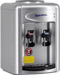 Кулер для воды  Aqua Work  AW 0.7TKR (СЕРЕБРО), только нагрев