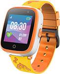 Детские часы с GPS поиском  JET  KID BUDDY желтый