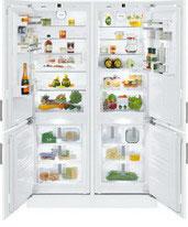Встраиваемый холодильник Side by Side  Liebherr  SBS 66I3-24 (SICN 3386-21 + ICBN 3386-22)