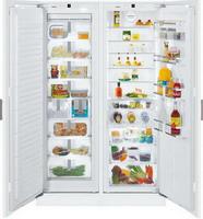 Встраиваемый холодильник Side by Side  Liebherr  SBS 70I4-24 (SIGN 3576-21 + IKB 3560-22)