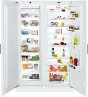 Встраиваемый холодильник Side by Side  Liebherr  SBS 70I2-21 (SIGN 3524-21 + IK 3520-21)