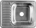 Кухонная мойка  Iddis  Basic Хром BAS65SRi77