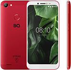 Мобильный телефон  BQ (Bright&Quick)  5514L Strike Power 4G Красный