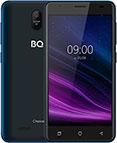 Мобильный телефон  BQ (Bright&Quick)  5016G Choice Темно-Синий