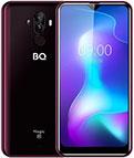 Мобильный телефон  BQ (Bright&Quick)  5016G Choice Винный Красный