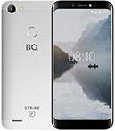 Мобильный телефон  BQ (Bright&Quick)  5514G Strike Power Серебряный