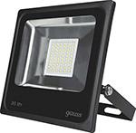 Садовая лампа, светильник и фонарь  GAUSS  Elementary 30W 2100lm IP65 6500К черный 613100330