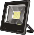 Садовая лампа, светильник и фонарь  GAUSS  Elementary 50W 3510lm IP65 6500К черный 613100350