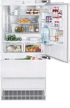Встраиваемый многокамерный холодильник  Liebherr  ECBN 6156-23
