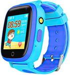 Детские часы с GPS поиском  Prolike  PLSW11BL, голубые