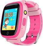 Детские часы с GPS поиском  Prolike  PLSW11PN, розовые
