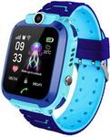 Детские часы с GPS поиском  Prolike  PLSW12BL, голубые